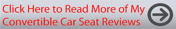 convertible car seat reviews